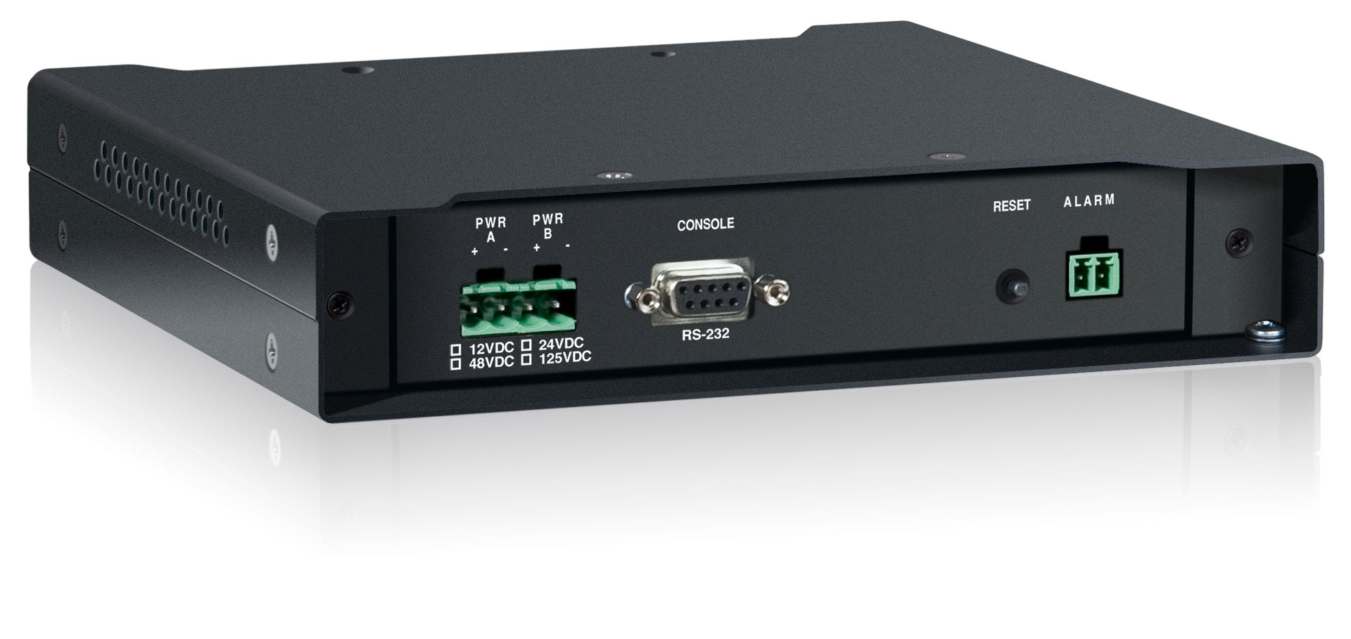 3 Port Fiber Optic Ethernet Media Converter Switch Tc3240 Tc Diagram For Further Cable Front View Back Chassis Options 10 100base Tx To