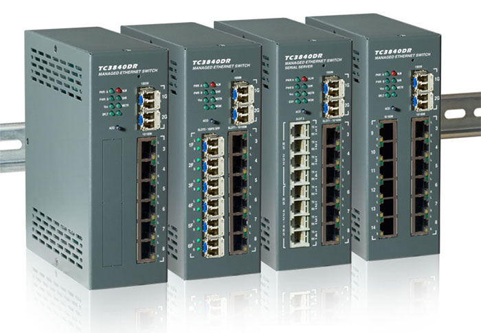 DIN-Rail-Industrial-Ethernet-Switch