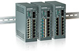 DIN Rail Managed Industrail Ethernet Switch